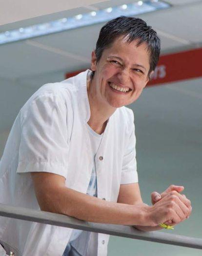 La dermatóloga Rosa Taberner.