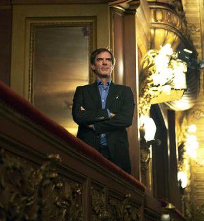 Dario Loperfido, nuevo director del teatro Colon, de Buenos Aires (Argentina).