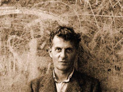 Retrato de Ludwig Wittgenstein.