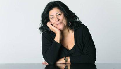 La escritora y novelista Almudena Grandes.