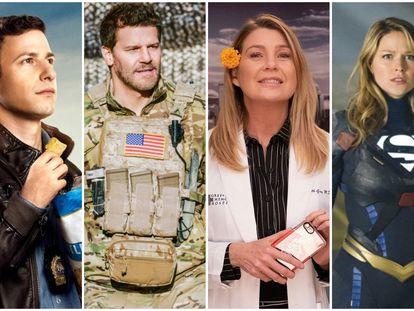 ¿Qué series han sido renovadas y canceladas?