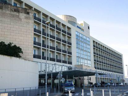Panorámica del hospital de Alzira