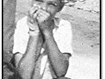 George Owen Smith, en la última foto que conserva su familia de él.
