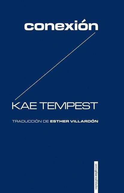 portada 'Conexión', KAE TEMPEST, EDITORIAL SEXTO PISO