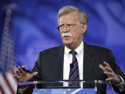 John Bolton, el designado asesor de seguridad de Trump fue durante una década comentarista de Fox News.