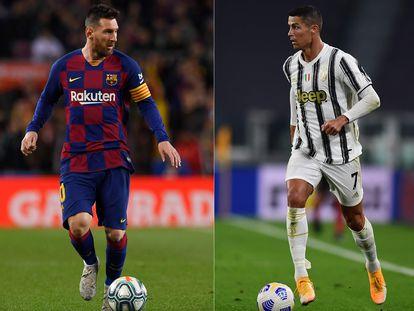 Messi y Cristiano se volverán a medir en Europa.