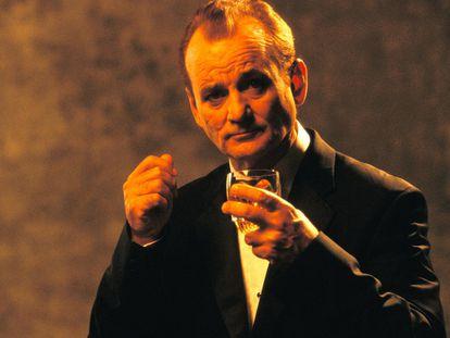 El 'enigma Bill Murray': ¿por qué nos hace tan felices un tipo tan serio?
