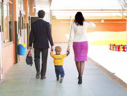 El programa Educa3 nació para crear 300.000 plazas de guardería.
