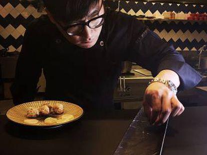 Julio Zhang, de Soy Kitchen.