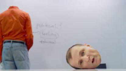 Imagen de la muestra 'General Intellects with McKenzie Wark'.