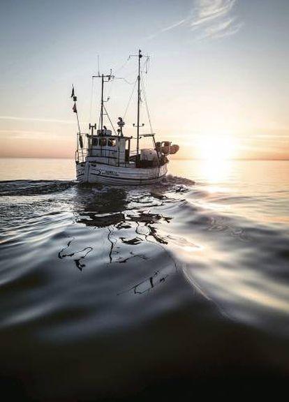 'Captain's dinner' recopila las recetas diarias de un colectivo que se juega cada día la vida para surtir las pescaderías.