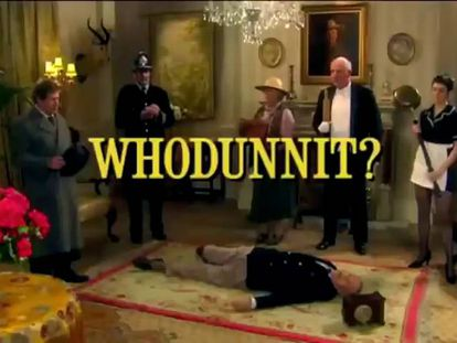 ¿Quién mató a Lord Smithe?