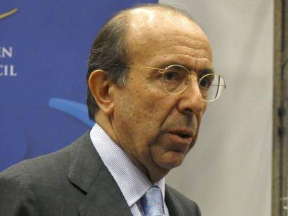 Gonzalo de Benito, secretario de Estado de Exteriores, tras la reunión de la UE.