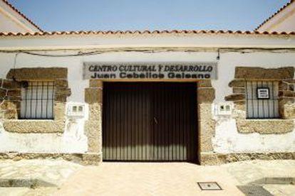 Centro cultural de Plasenzuela.