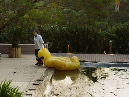 Imagen de 'Tres veranos', película de Sandra Kogut.
