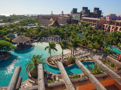 Un hotel de la cadena Lopesan en Gran Canaria.