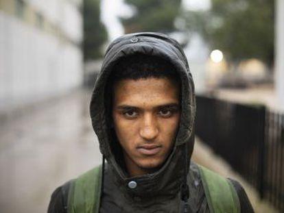 Abdel, un sueño convertido en soledad.