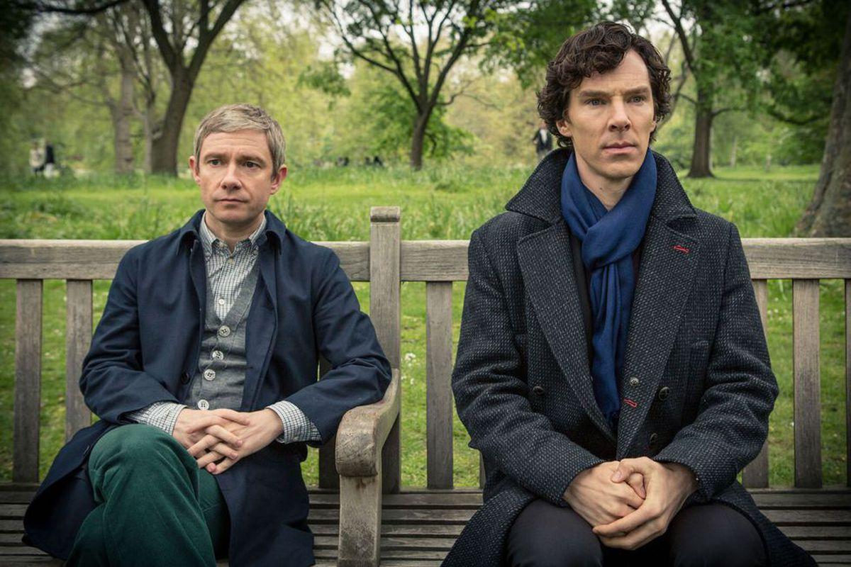 Cuando Sherlock encontró a Watson   Televisión   EL PAÍS