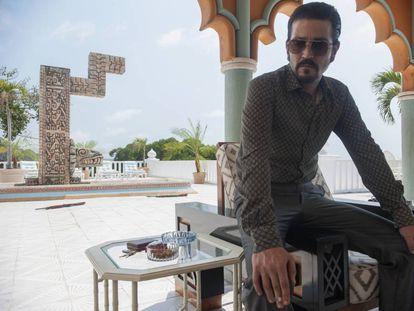 Diego Luna interpreta a Miguel Ángel Félix Gallardo.