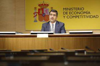 El secretario de Estado de Economía y Apoyo a la Empresa, Fernando Jiménez Latorre. EFE/Archivo