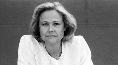 Rosa Posada, en 1989.