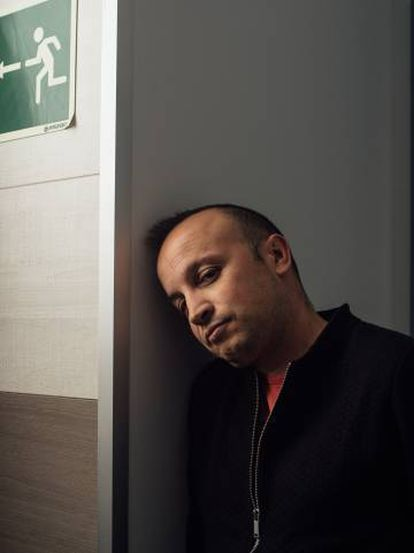 Paco, que se enganchó al juego online, acude a terapia en Abaj, en Burgos.