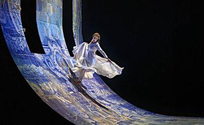 'Reinar después de morir', en el Teatro de la Comedia.
