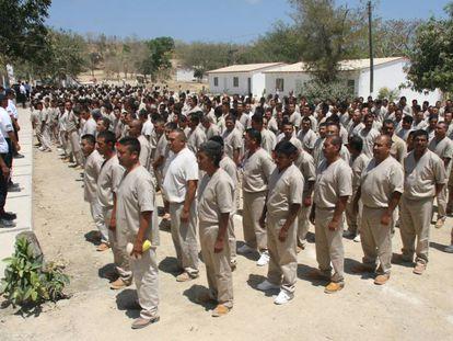 El centro penitenciario Islas Marías, en Nayarit.