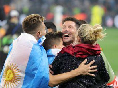 Desde la llegada de Simeone, el equipo ha conseguido seis títulos y ha pasado de tener que vender a sus estrellas a luchar por retenerlas