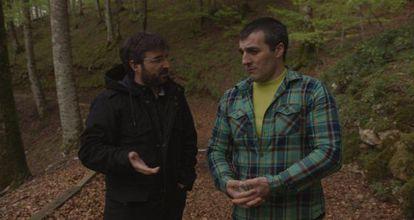 Fotograma del episodio de 'Salvados' sobre Iñaki Rekarte.