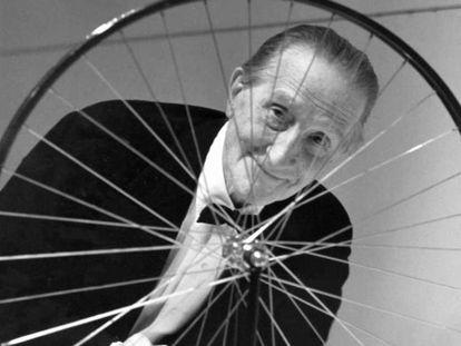 Marcel Duchamp, en una imagen de archivo.