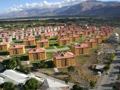 Un proyecto de renovación urbana en Turquía en 2006.