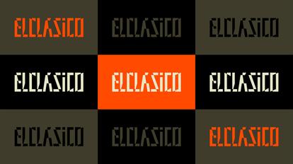 El nuevo logotipo de ElClásico.