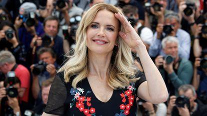 Kelly Preston en el festival de Cannes, en Francia en mayo de 2018.