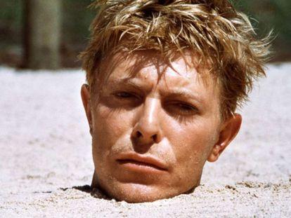David Bowie, en la película 'Feliz navidad, Mr. Lawrence' (1983), de Nagisa Ōshima.