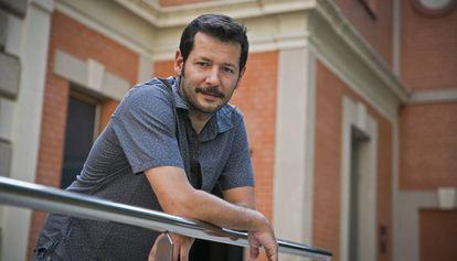 Sebastián Rosselló, galerista en Madrid.