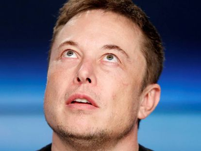 Elon Musk, en una imagen de archivo.