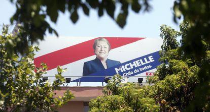 Michelle Bachelet es la gran favorita.