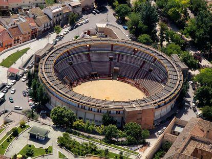 Plaza de toros de Jaén.
