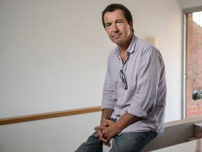 Jordi Gracia, ayer en Barcelona.