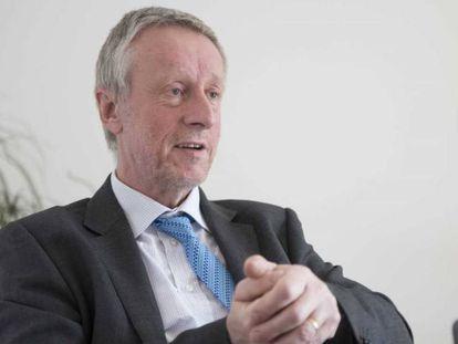 Steve Purser, director de Operaciones de la Agencia Europea de Seguridad de las Redes y de la Información (ENISA).