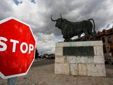 Toro De La Peña En El País