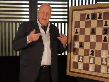 La máxima actividad de todas sus piezas marca una de las victorias esenciales del campeón en ciernes
