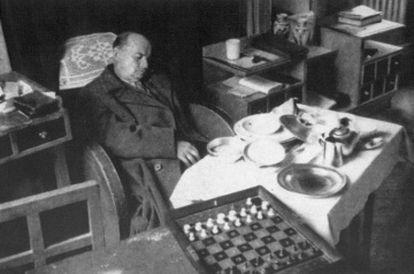 Aliojin, muerto, en un hotel de Estoril
