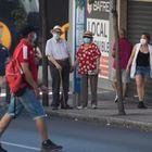 DVD 1015 Madrid 22/08/2020Usera una de las zonas mas afectadas por el aumento de contagios del COVID.Foto: Inma Flores