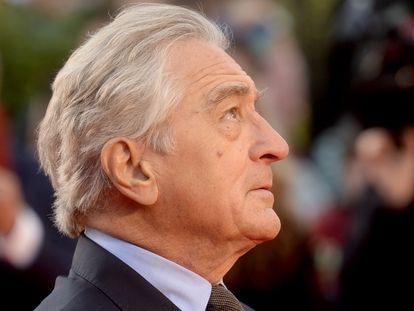 Robert De Niro en el estreno londinense de 'El Irlandés', de Martin Scorsese. Esta película devolvió en 2019 el brillo a la carrera de un actor legendario, pero en 2020 vuelve con una comedia infantil llamada 'En guerra con mi abuelo'.