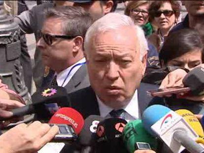 """Margallo: """"Lo del tiro en el pie no iba con segundas"""""""