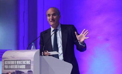 Intervención de Julián Nuñez, presidente de SEOPAN.