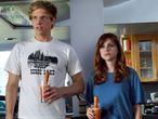 YOU'RE THE WORST --  Pictured: (l-r) Chris Geere as Jimmy, Aya Cash as Gretchen. CR: Byron Cohen/FX