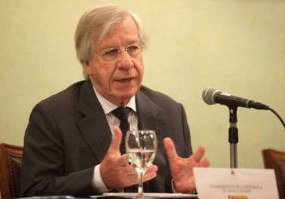 El ministro de Economía de Uruguay, Danilo Astori.
